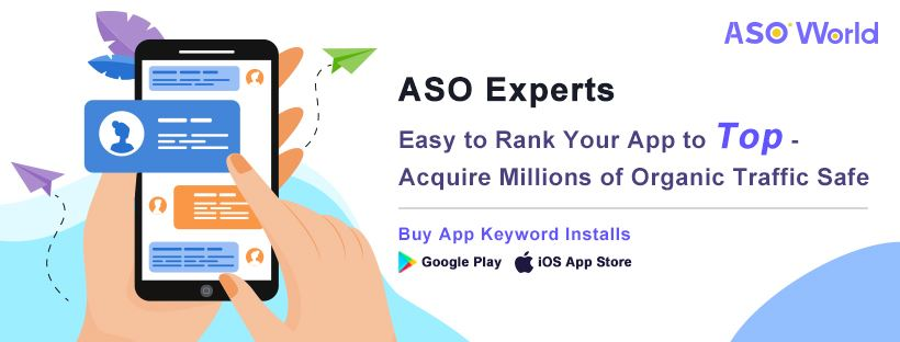 Keyword Install - App Store Optimization for Android & iOS