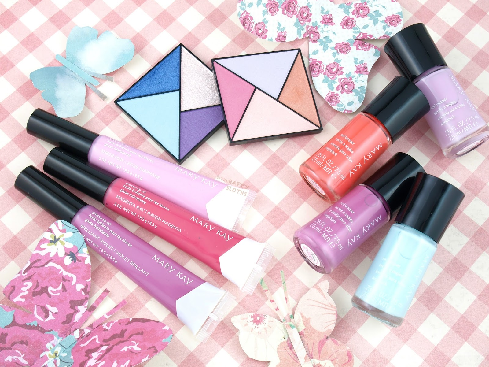 Mary Kay Spring 2017 Light, Reinvented Collection