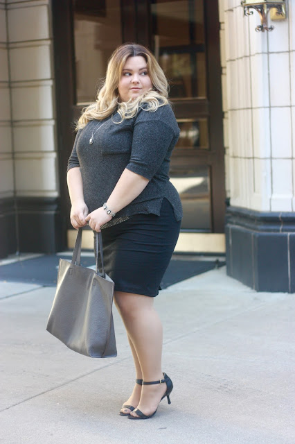 natalie craig, natalie in the city, vintage meet modern, plus size fashion blogger, vintage jewelery, chicago blogger, midwest blogger, lifestyle blogger, fall accessories, fall fashion