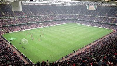 Cardiff National Stadium of Wales Ground Photo