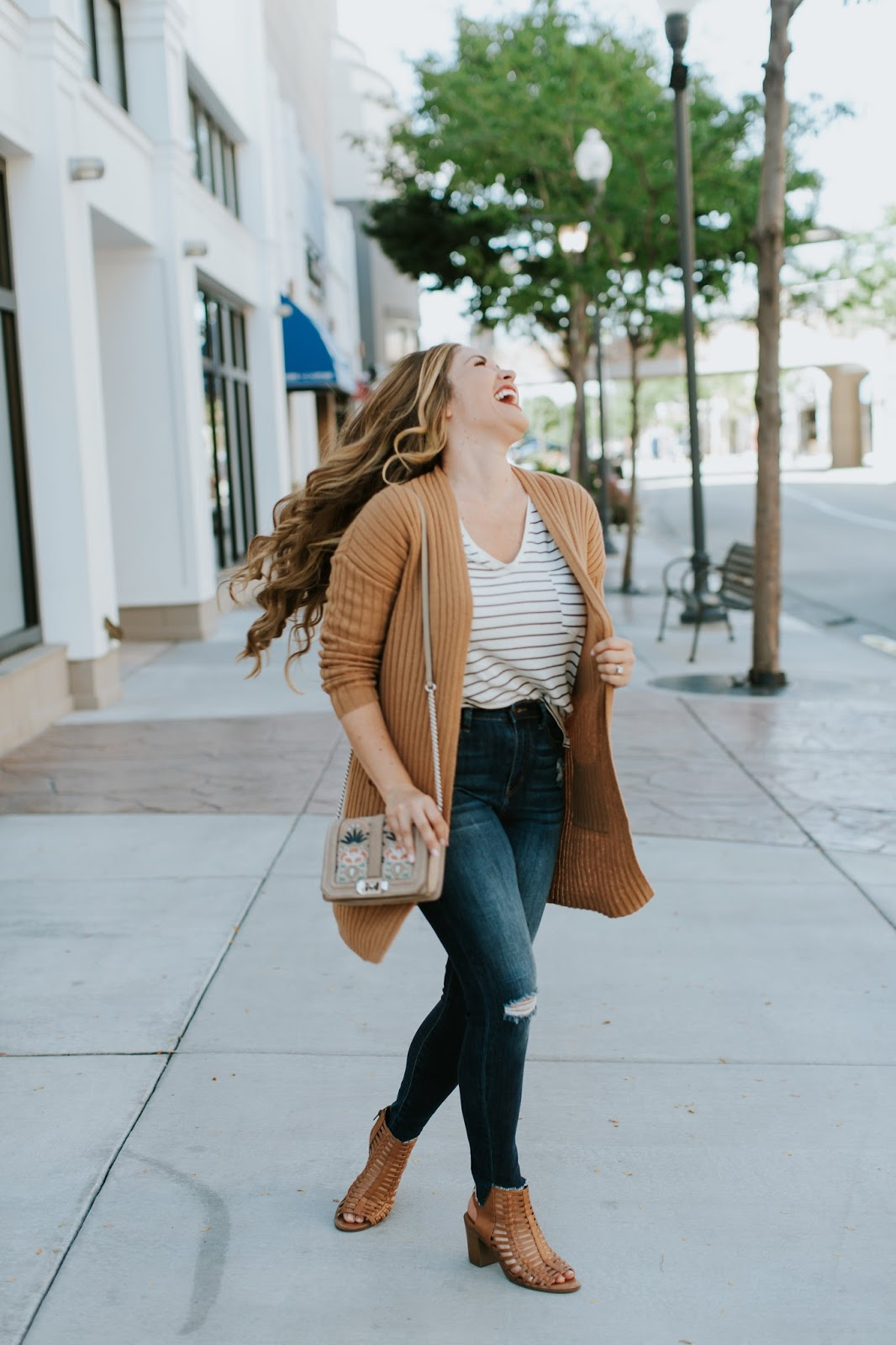 Trend Spin Linkup - Transtional Style for Fall Fashion by fashion blogger Walking in Memphis in High Heels