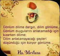 Hz Mevlana Sözleri Resimli / Aşk / Facebook
