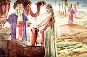 Torah Matters: Genesis 24: Eliezer and the Holy Spirit