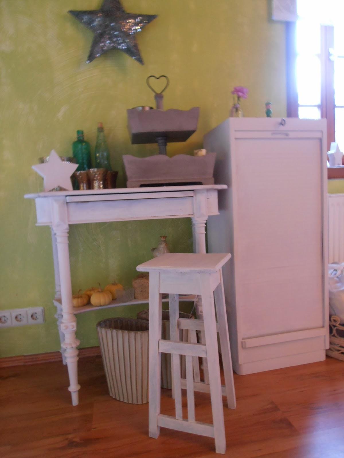 Inspirierend Möbel Mit Kreidefarbe Streichen Design