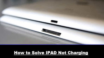 How to Solve IPAD Not Charging