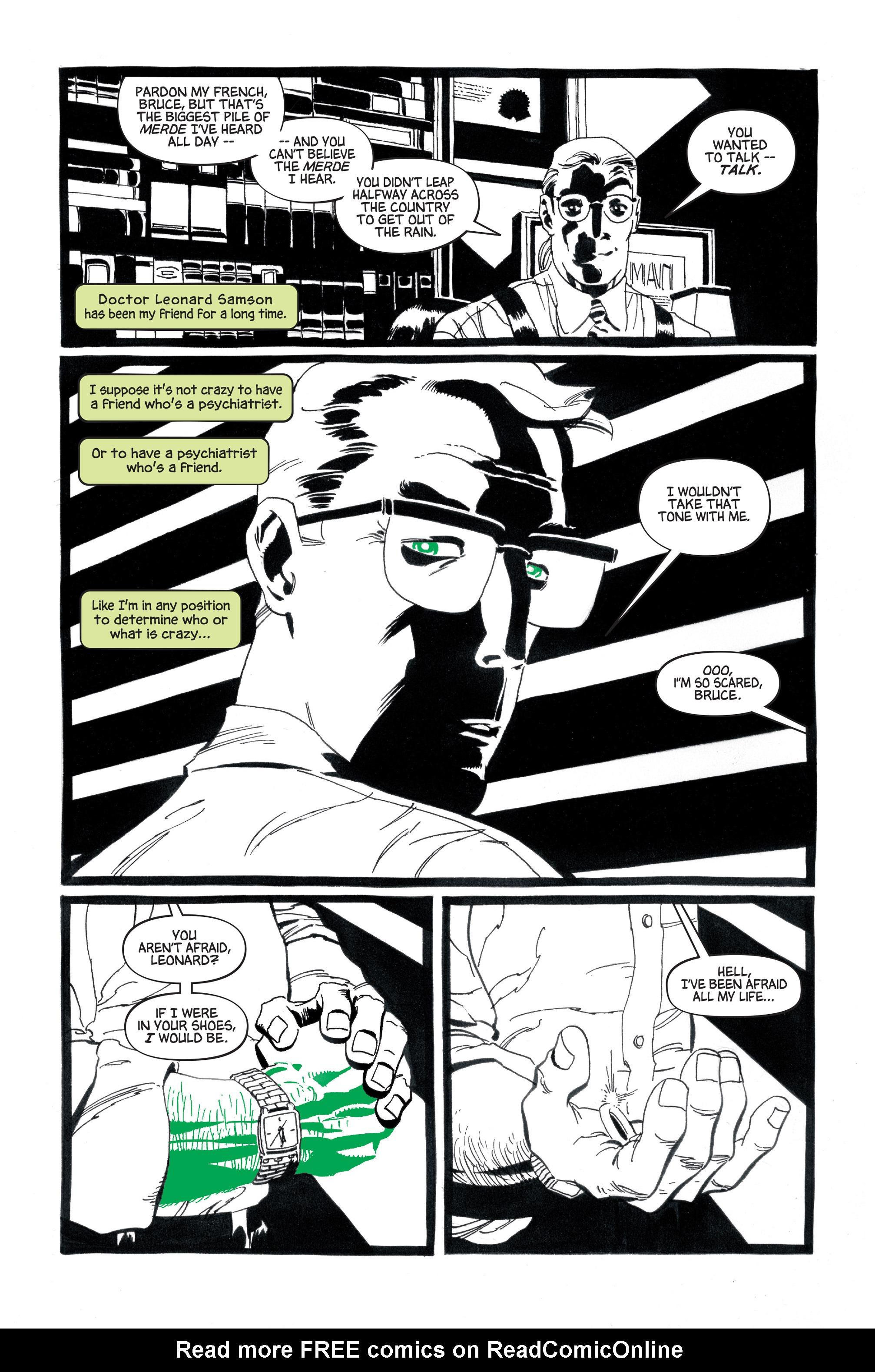 Read online Hulk: Gray comic -  Issue #1 - 5