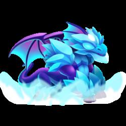Dragão Névoa (Jovem)