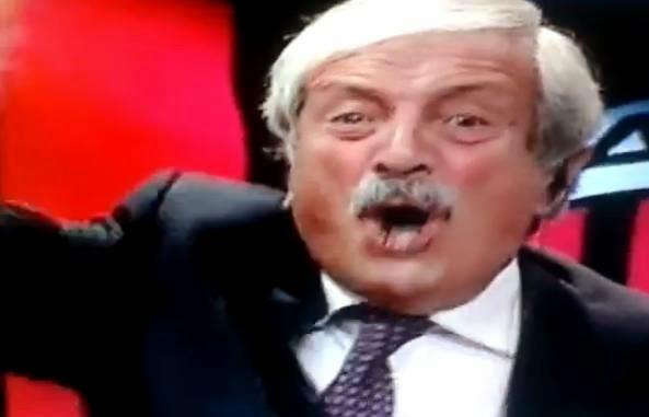 Milan-Juventus 1-0 Tiziano Crudeli e Antonio Paolino a ...