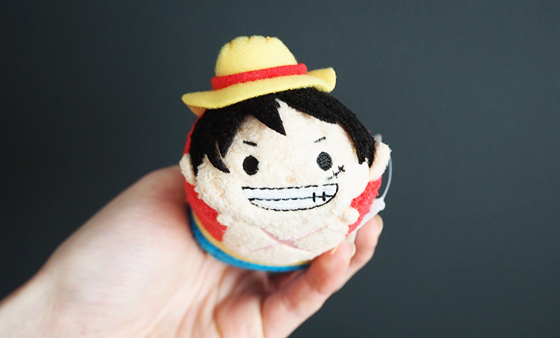 Luffy one piece gadget