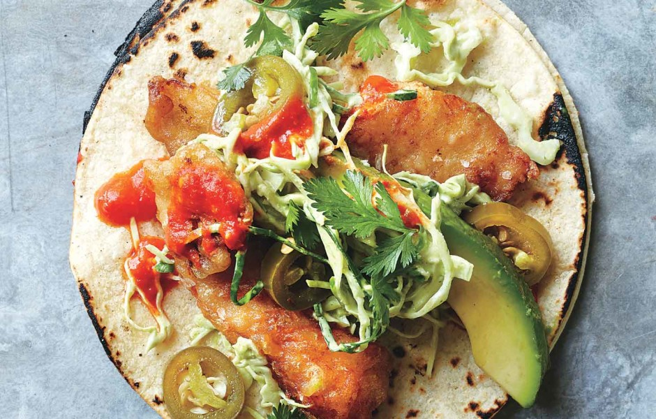 Cooking the recipe my best fish tacos for The best fish tacos