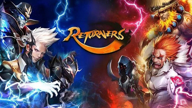 Download Returners Android Mod APK Game