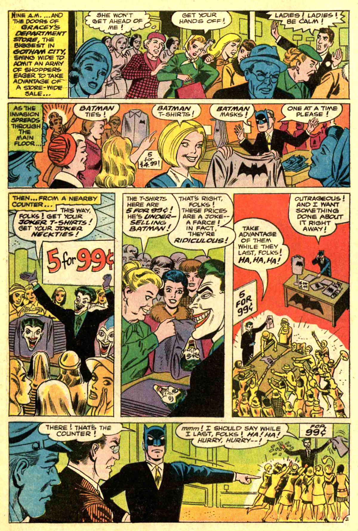 Detective Comics (1937) 365 Page 3