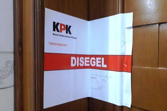 Beberapa Nama Pejabat Yang Ikut di Amankan KPK Bersama Wali Kota Siti Masitha