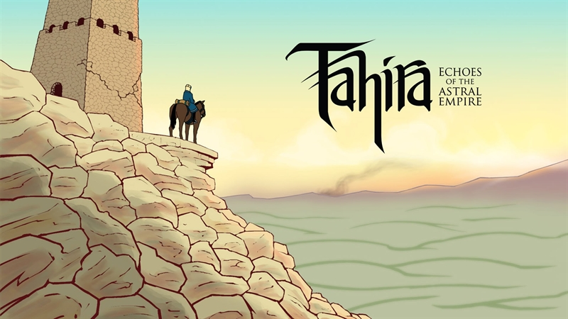 Tahira Echoes of the Astral Empire Download Poster