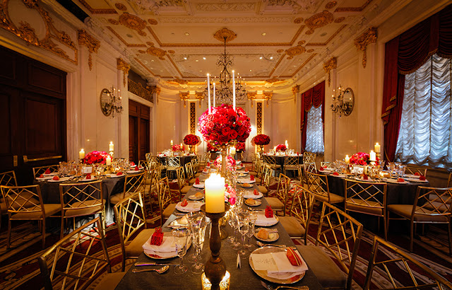 Elegant Wedding Venue ST Regis Hotel NYC