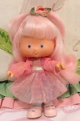 boneca Rosinha (série Moranguinho) original antiga