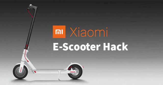 E-Scooter elettrici Xiaomi vulnerabili - controllabili a distanza