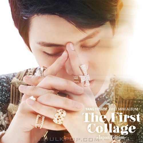 YANG YOSEOP – The First Collage -Japan Edition- (ITUNES PLUS AAC M4A)