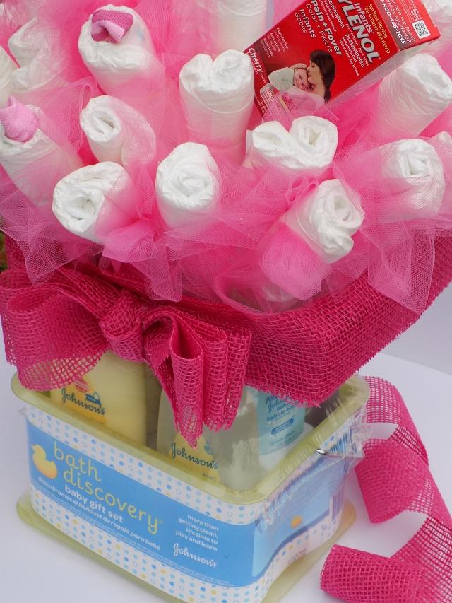 One Savvy Mom ™ | NYC Area Mom Blog: No-Waste DIY Baby Shower Decor