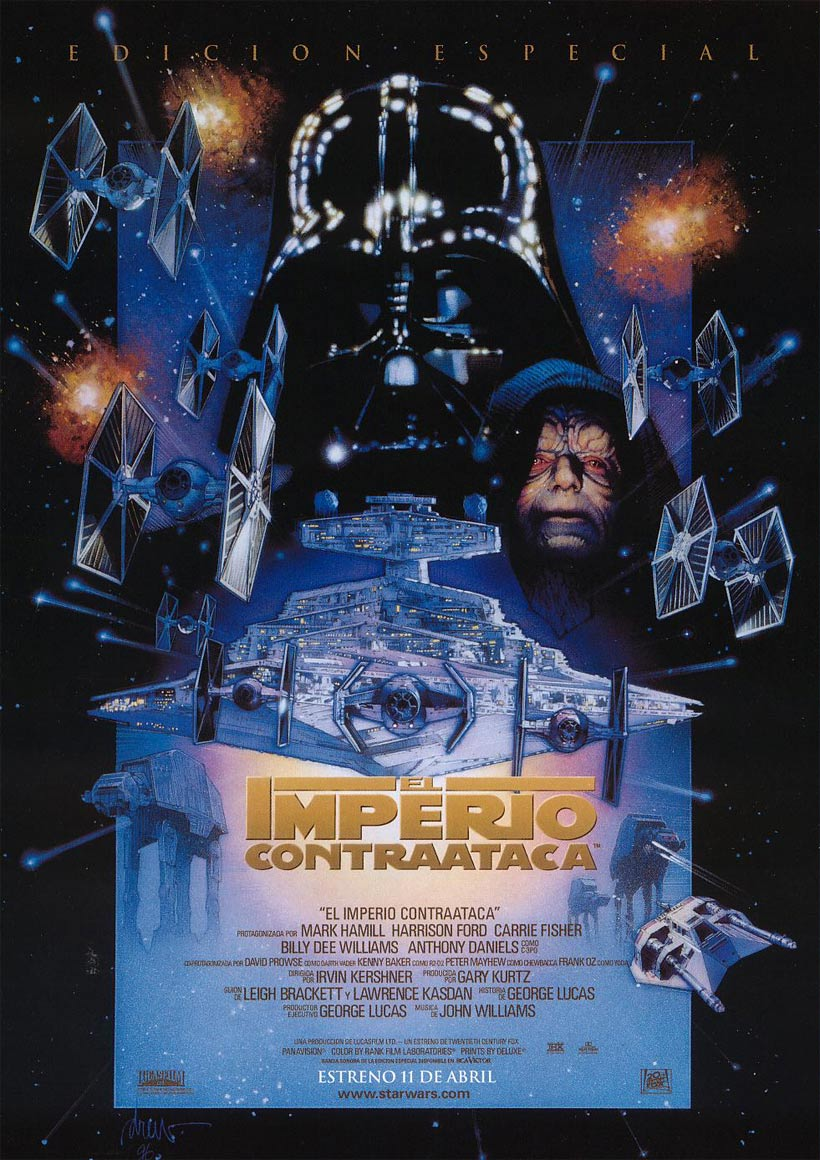 Star Wars - Episodio V - El imperio contraataca