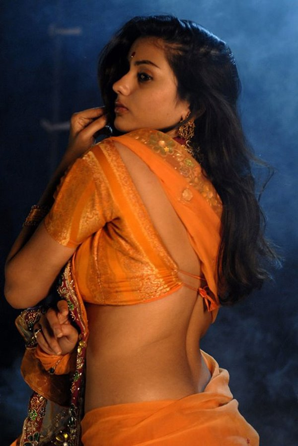 Who is the navel queen of the south indian cinema