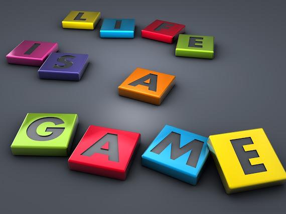 Life is a game download besplatne pozadine za desktop 1600x1200