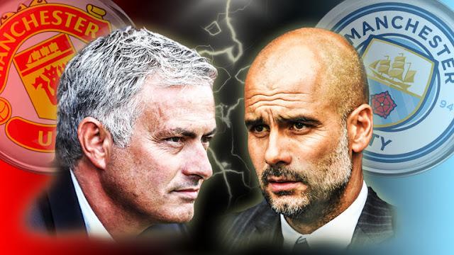 Komentar Mourinho tentang Derby Manchester dan Rivalitasnya dengan Gurdiola