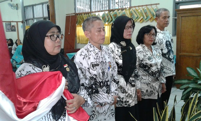 Kepala SDN Mekarjaya 18 Pimpin Ranting 5 PGRI Sukmajaya