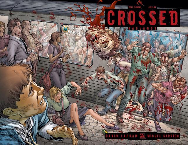 Descargar comic Cómic X Click: Crossed [Cómic] [Español]