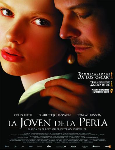 ver La joven con el arete de perla (Girl With a Pearl Earring) (2003) Online