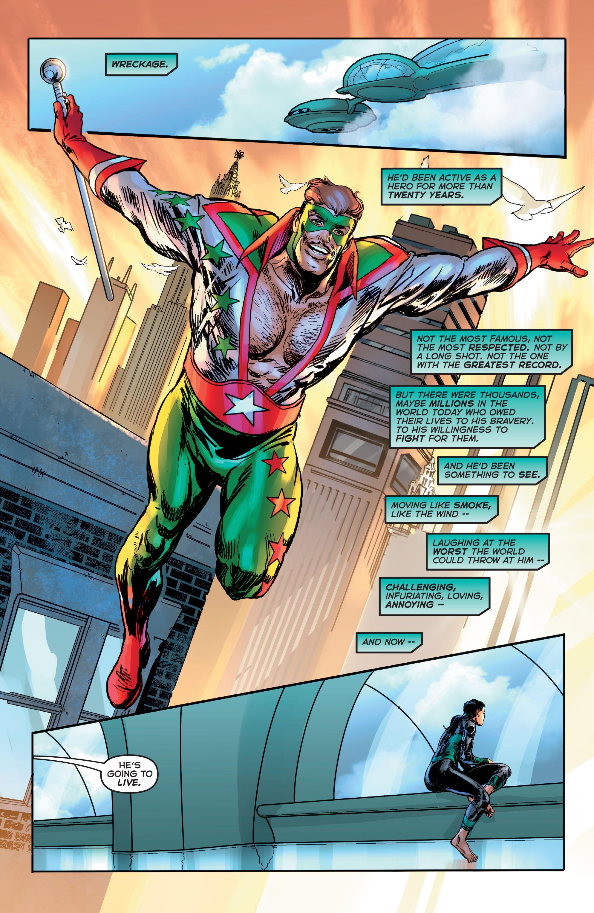 Read online Astro City comic -  Issue #21 - 9