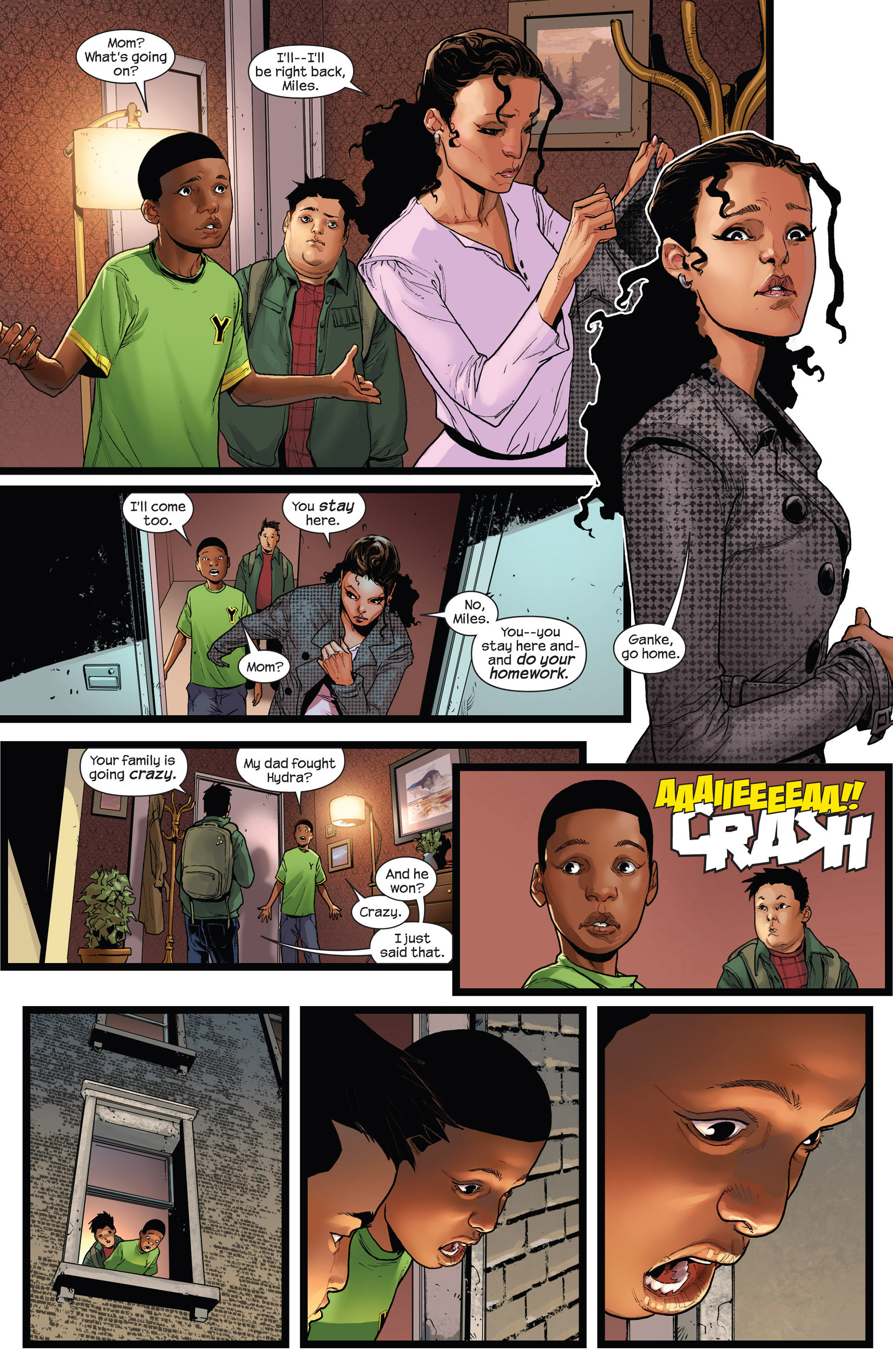 Read online Ultimate Comics Spider-Man (2011) comic -  Issue #20 - 3
