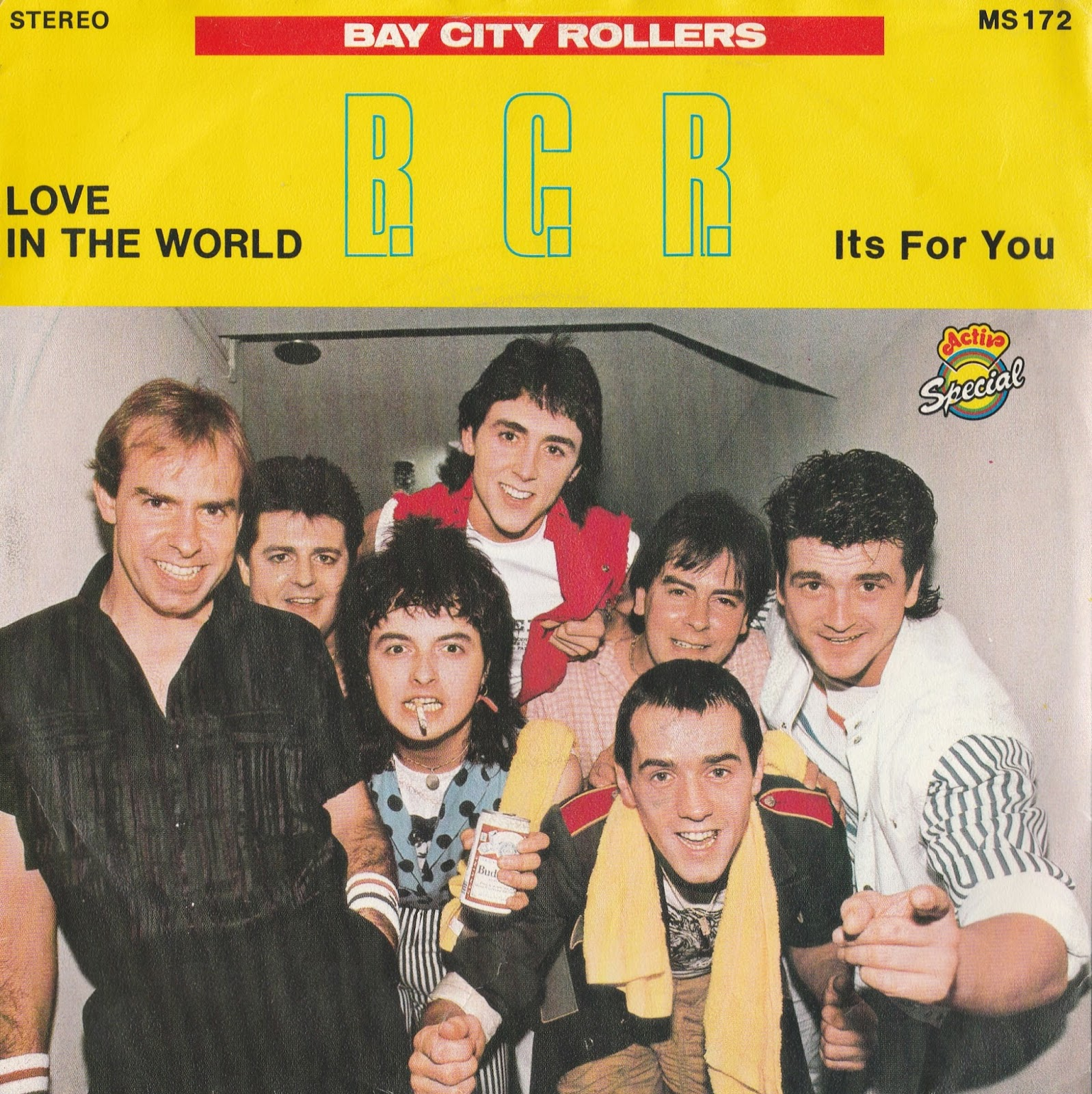 Bay City Rollers Breakout