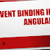 Event Binding In Angular 2