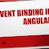 Event Binding In Angular 2