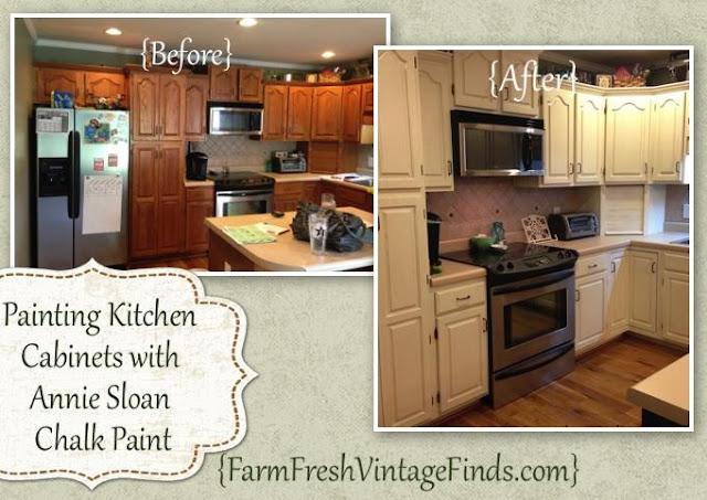 Kitchen Cabinets Annie Sloan Chalk Paint annie sloan chalk painted kitchen cabinets | best kitchen ideas