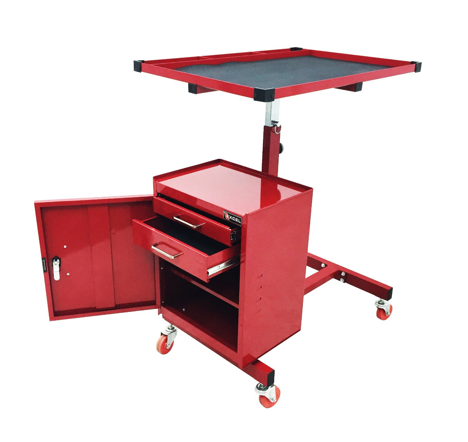 Winsome Wood 92534 Mali Kitchen Cart: Industrial Options