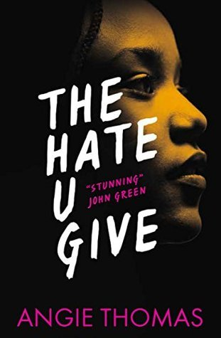 The Hate U Give By Angie Thomas A Magical World Of Words