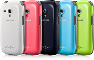 Harga terbaru dan spesifikasi dari Samsung Protective Cover - Samsung Galaxy S3 Mini
