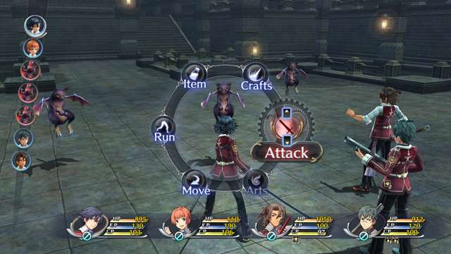 The Legend of Heroes: Trails of Cold Steel PC Full