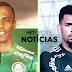 Palmeiras anuncia os reforços Carlos Eduardo e Matheus Fernandes