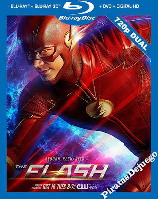 The Flash Temporada 4 HD 720P Latino