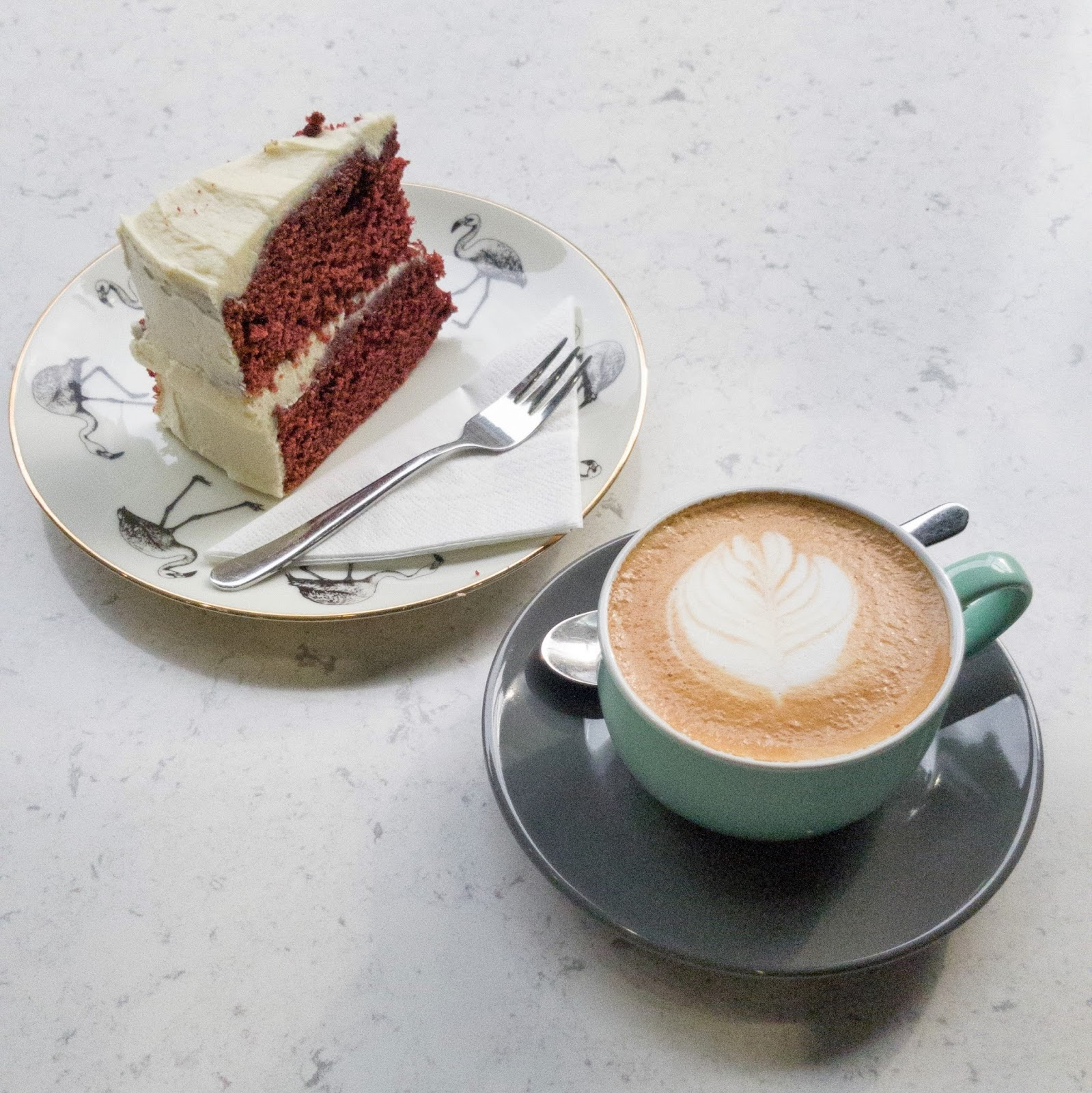 Top 5 coffee shops in Edinburgh for #UKCoffeeWeek The Pastry Section, Cairngorm Coffee, Castello and co, Brew Lab