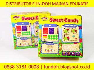 Fun-Doh Sweet candy, fun doh indonesia, fun doh surabaya, distributor fun doh surabaya, grosir fun doh surabaya, jual fun doh lengkap, mainan anak edukatif, mainan lilin fun doh, mainan anak perempuan