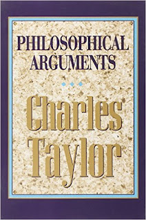 Philosophical arguments - Charles Taylor