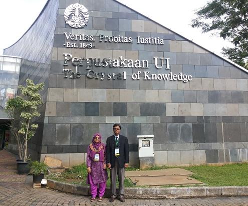 Veritas, Probitas, Iustitia - Truth, Honesty, Justice, University of Indonesia, 2013