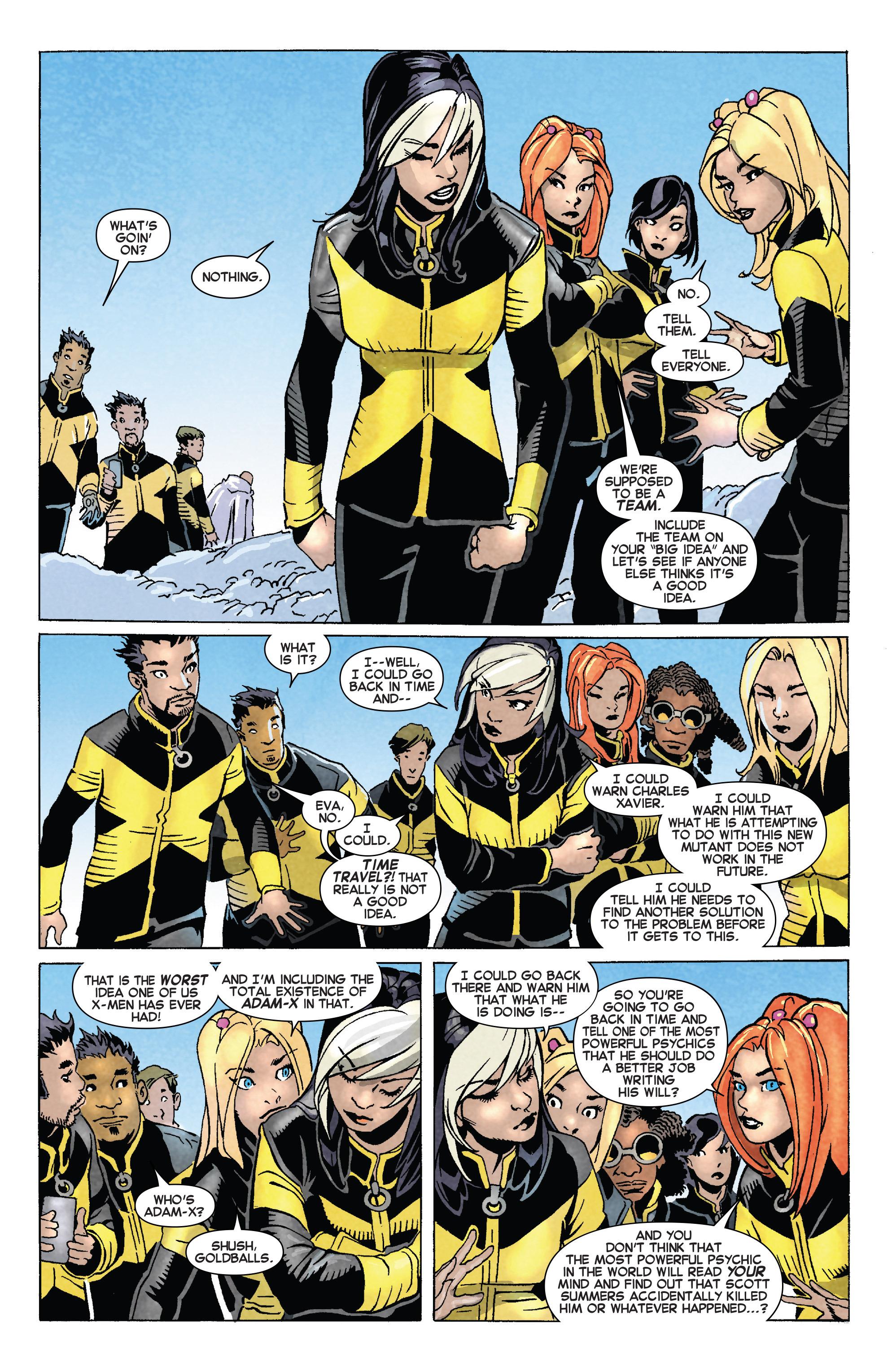 Read online Uncanny X-Men (2013) comic -  Issue # _TPB 5 - The Omega Mutant - 67