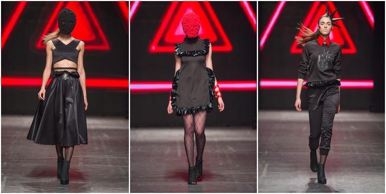 Pokaz kolekcji MILOV na XIV edycji FashionPhilosophy Fashion Week Poland