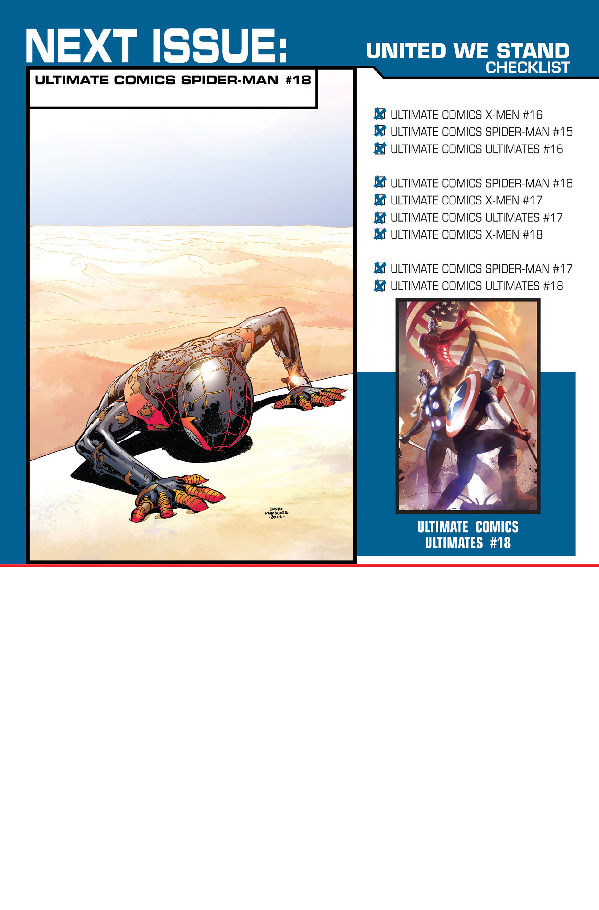 Read online Ultimate Comics Spider-Man (2011) comic -  Issue #17 - 23