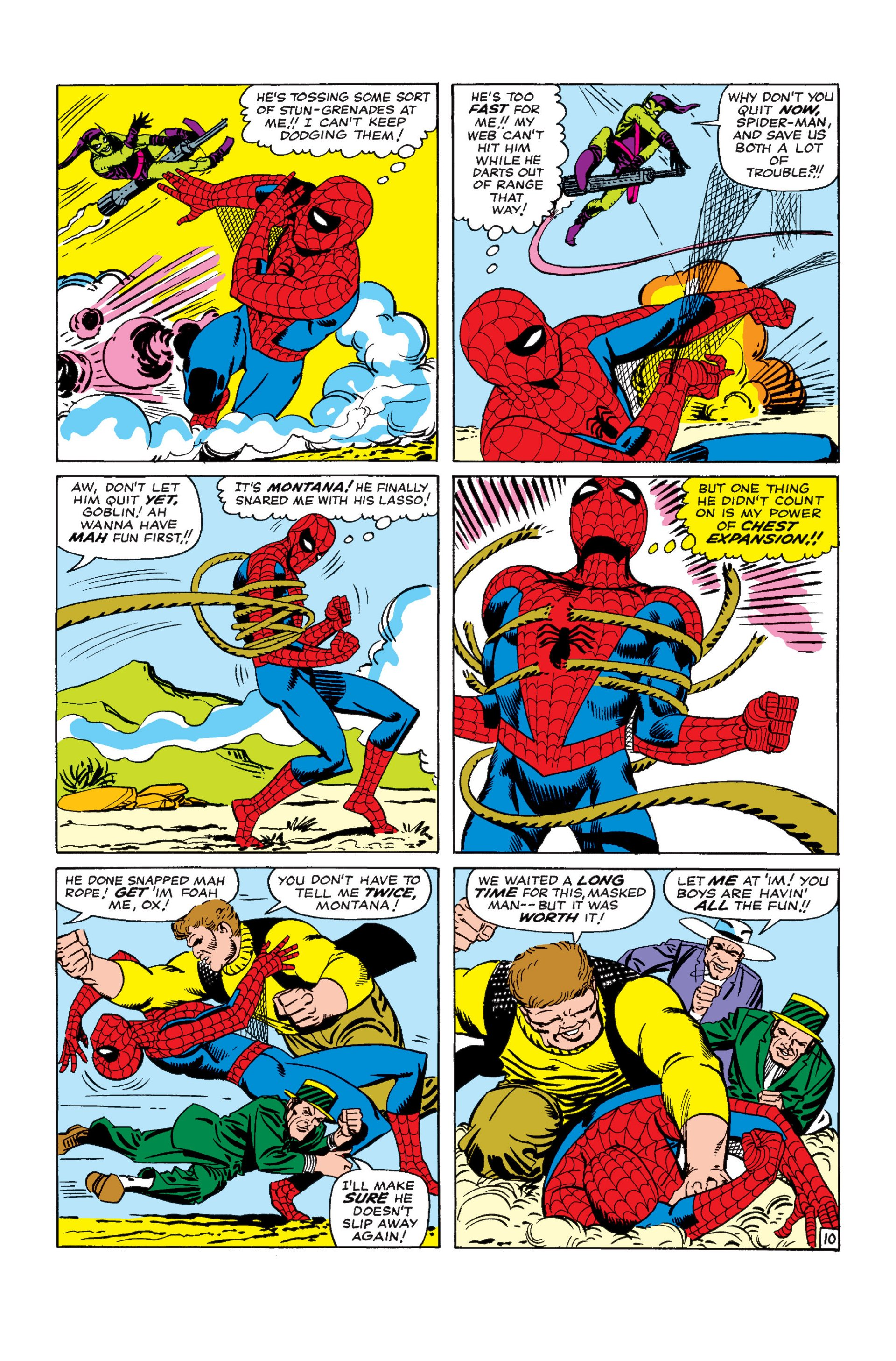 The Amazing Spider-Man (1963) 14 Page 10